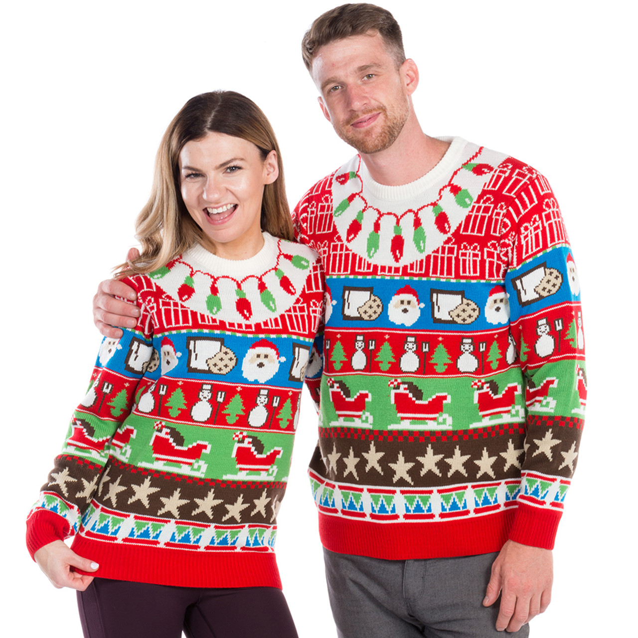 Got Milk and Cookies Ugly Christmas Sweater , World\u0027s Best
