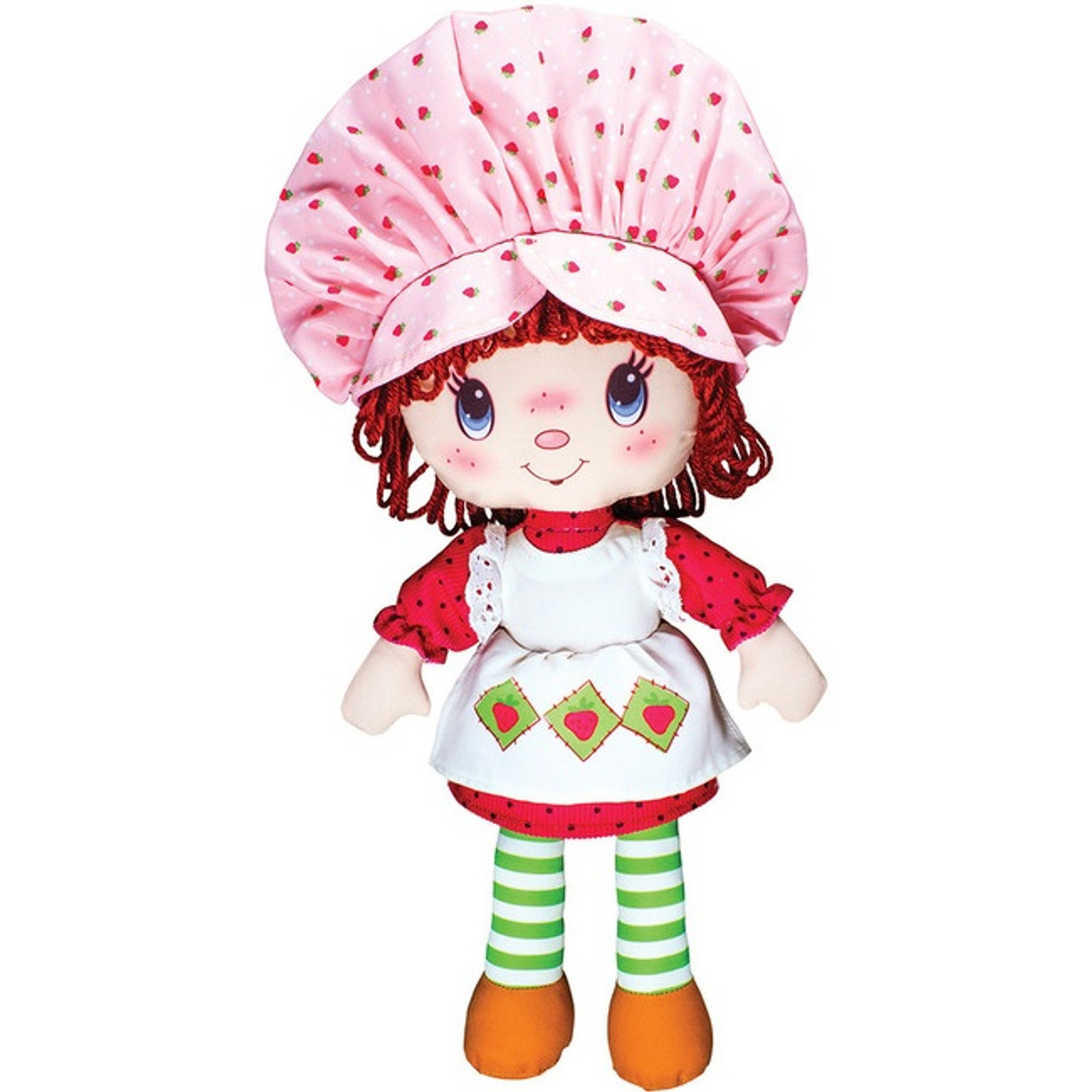 """13"""" Strawberry Shortcake"""