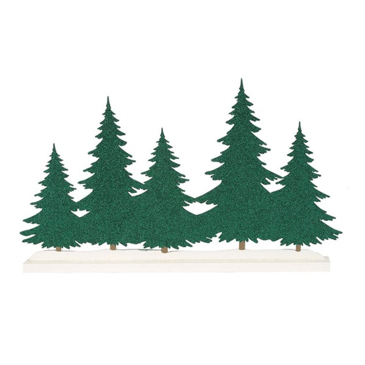Christmas Silhouette.Department 56 Village Christmas Silhouette Tree Accessory
