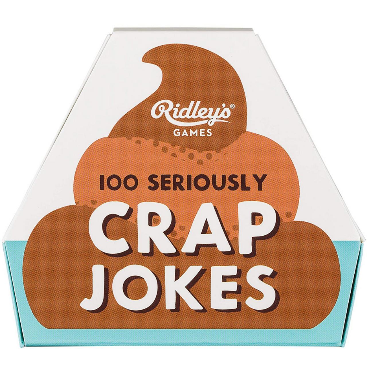 100 Seriously Crap Jokes