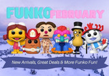 Funko February Pop Promo!