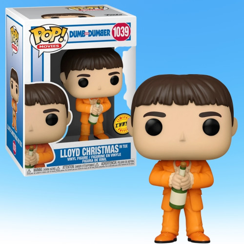 Lloyd Christmas in Tux Funko Pop CHASE