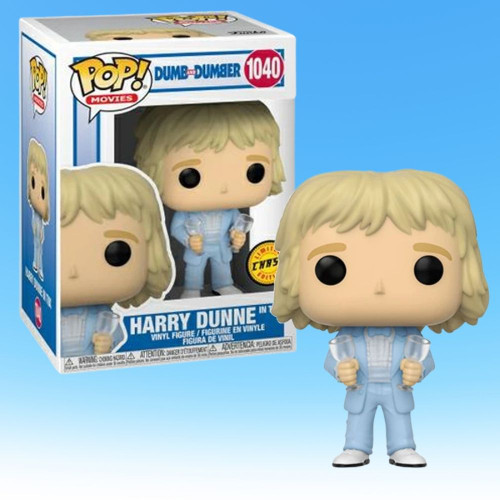 Harry Dunne in Tux Funko Pop CHASE