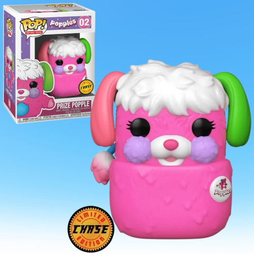 Hasbro Popples Funko Pop CHASE