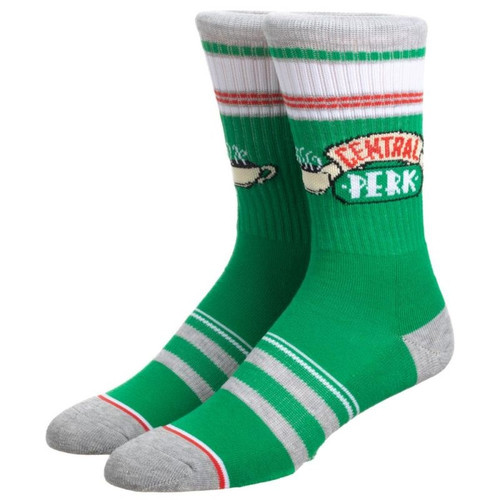 Friends Central Perk Crew Socks