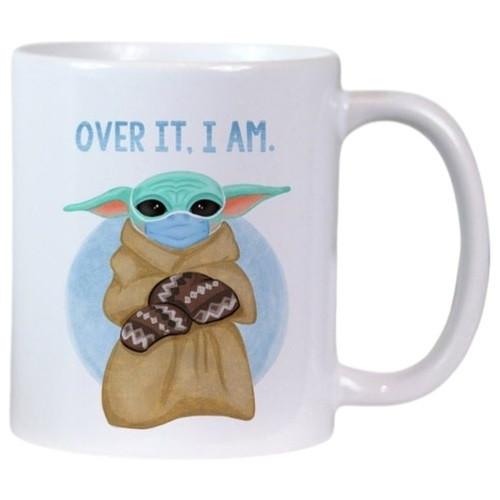 Yoda Pandemic Mug