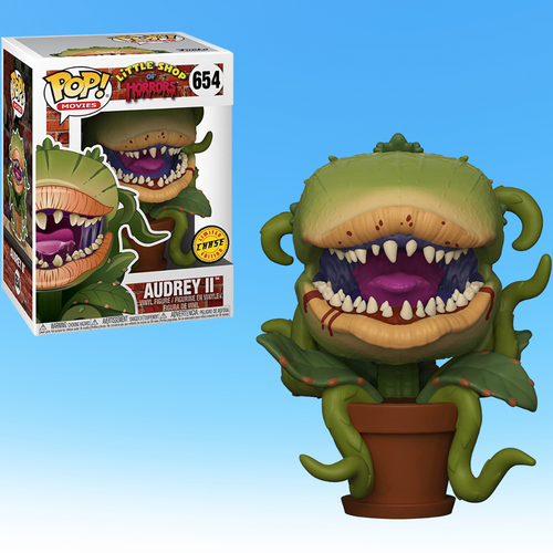 Pop! Movies Audrey II Little Shop of Horrors Chase