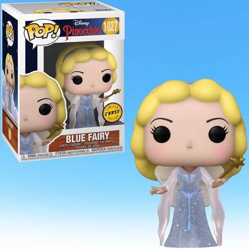 Pop! Disney: Pinocchio's Blue Fairy Glow Chase