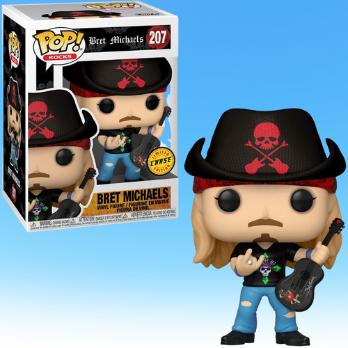 Pop Rocks: Bret Michaels Poison with Chase