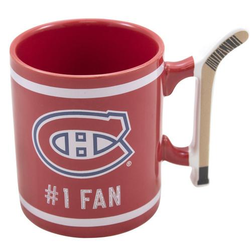 Montreal Canadiens Hockey Stick Mug
