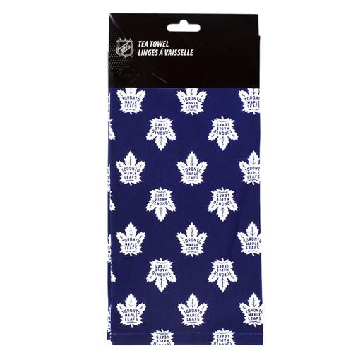 Maple Leafs Tea Towel
