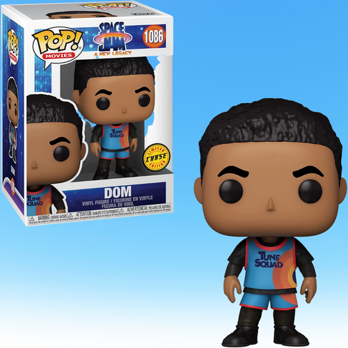 CHASE - Dom Space Jam New Legacy