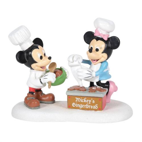 Sugar & Spice Mickey and Minnie