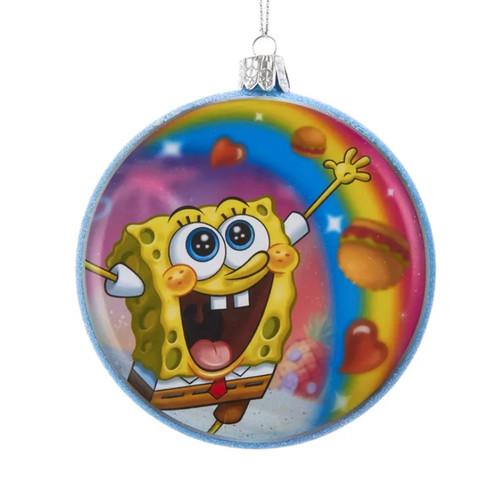 SpongeBob Disc ornament