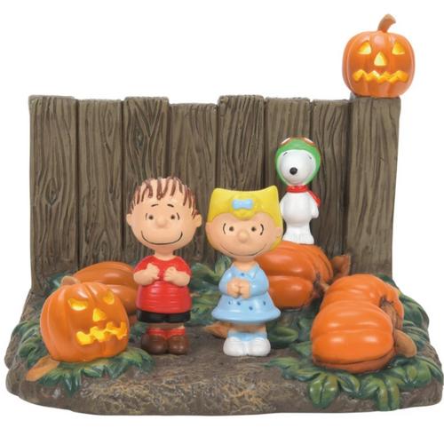 Is it the Great Pumpkin? Figurine