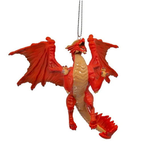 Dungeons & Dragons Red Dragon Ornament