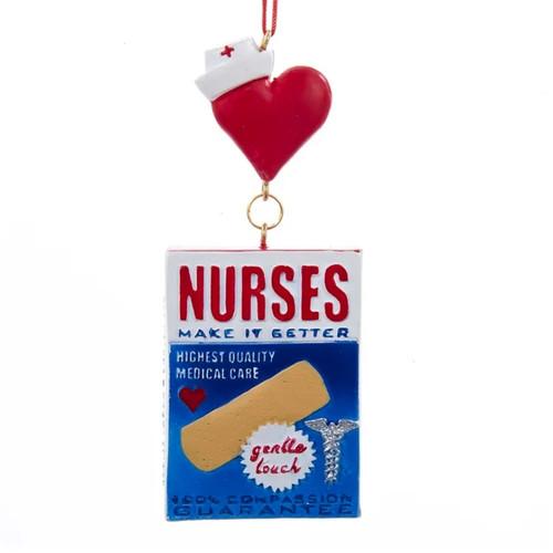 Nurses Make It Better Ornament