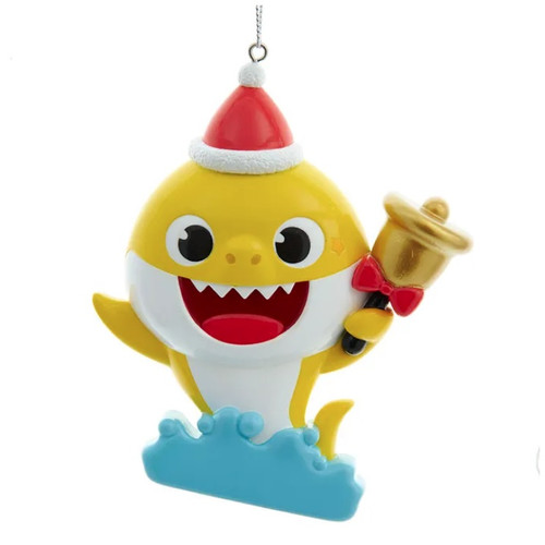 Baby Shark Personalized Ornament