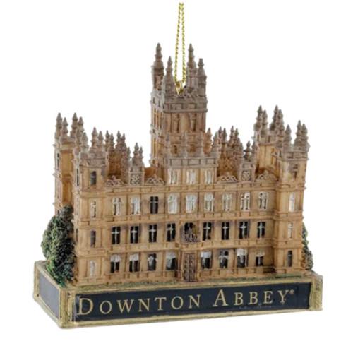 Downton Abbey Castle Ornament