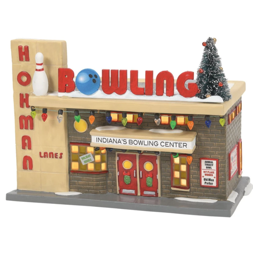 Hohman Lanes Bowling