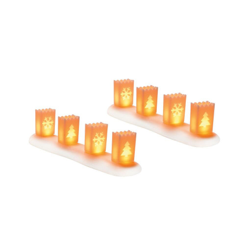 Holiday Luminaries Department 56 Accessories