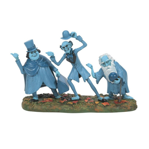 Beware of Hitchhiking Ghosts Dept 56 Figure
