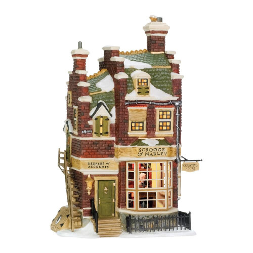 Scrooge & Marley Counting House