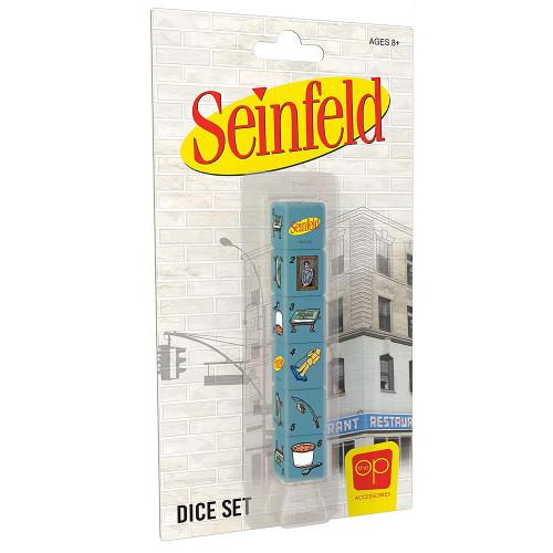 Seinfeld - 6 Piece Dice Set