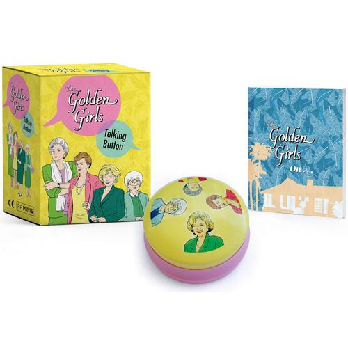 Golden Girls Talking Button Mini Kit