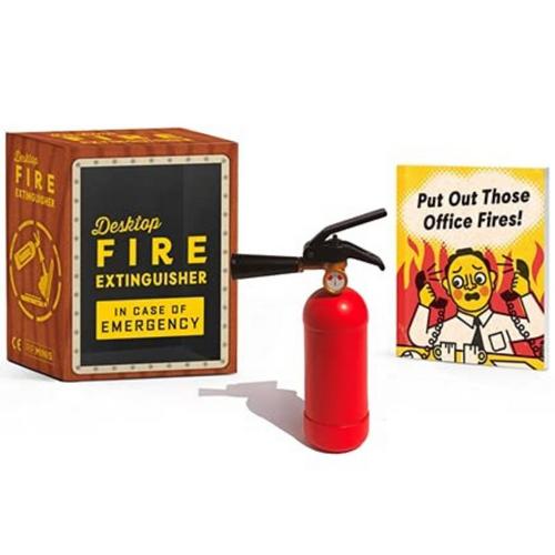 Desktop Fire Extinguisher Mini Kit