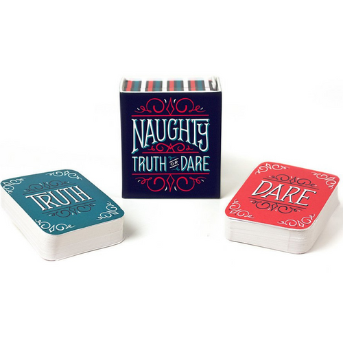 Naughty Truth Or Dare
