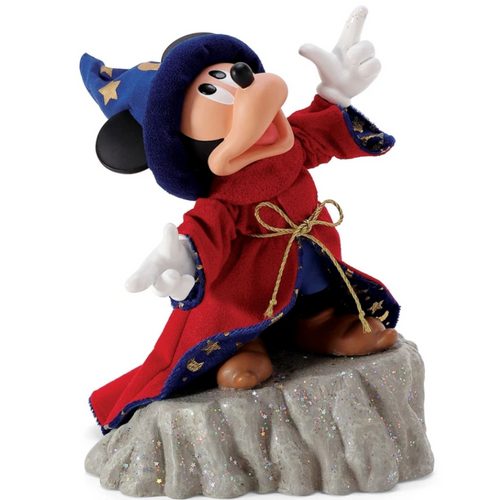 Sorcerer Mickey Mouse Figure