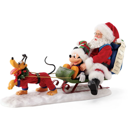 Disney Out for Deliveries Fabriche Figure