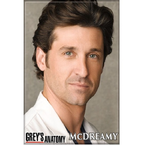 Grey's Anatomy McDreamy Fridge Magnet