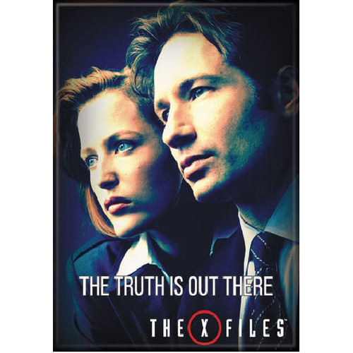 The X-Files The Truth Is Out There Fridge Magnet