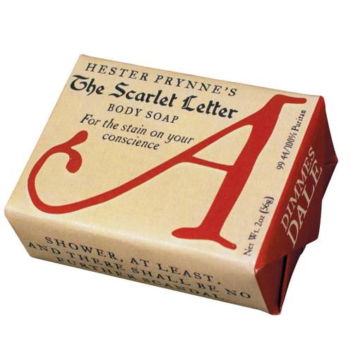 Hester Prynne's The Scarlet Letter Hand Soap (2 oz)