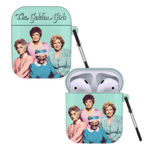 The Golden Girls Airpods Case Cover