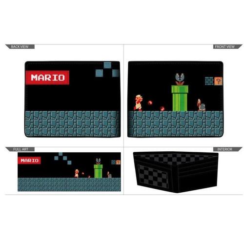 Nintendo Super Mario Bros. Underground Level Bifold Wallet