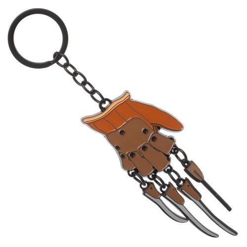 Nightmare on Elm Street Freddy Glove Enamel Keychain