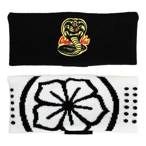 Cobra Kai Dojo Headband Combo Pack