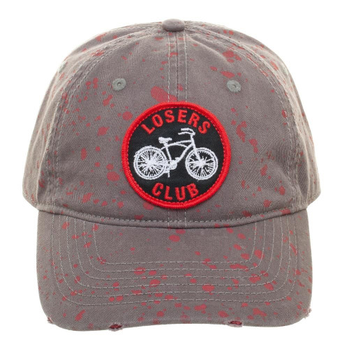 IT The Movie: Losers Club Blood Splattered Baseball Hat