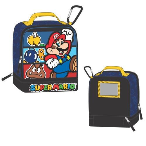 Nintendo Super Mario Kids Lunch Kit