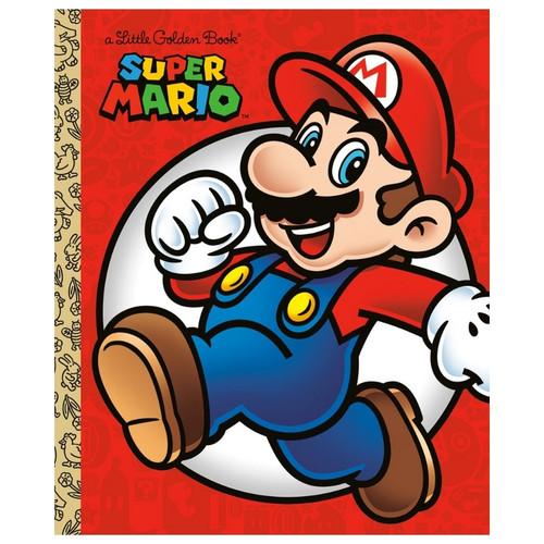 Super Mario Little Golden Book