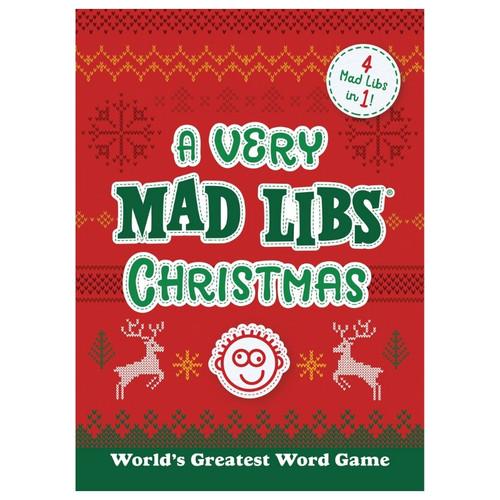 A Very Mad Libs Christmas