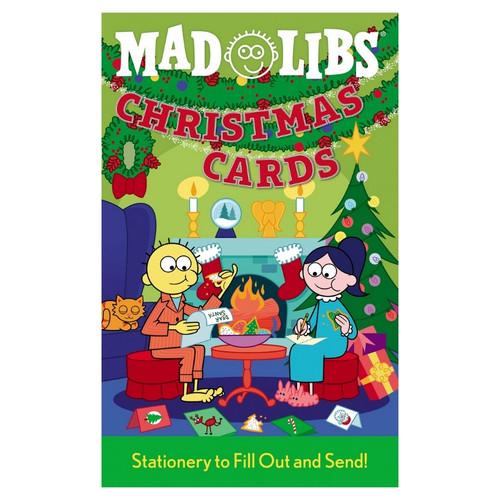 Mad Libs Christmas Cards