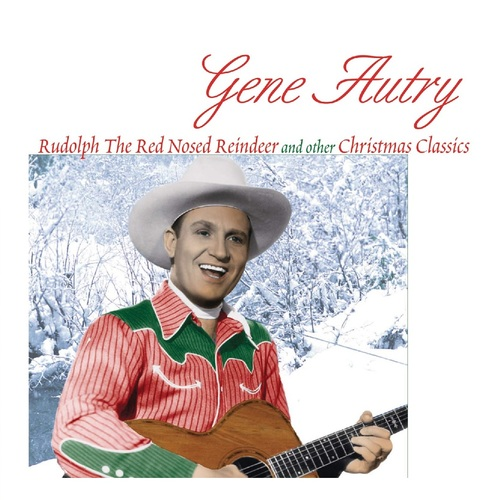 Gene Autry - Rudolph the Red Nose Reindeer and other Christmas Classics Album LP Vinyl Record