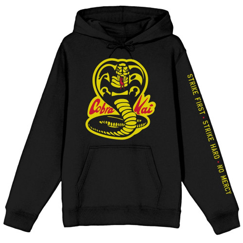Cobra Kai Logo Hoodie