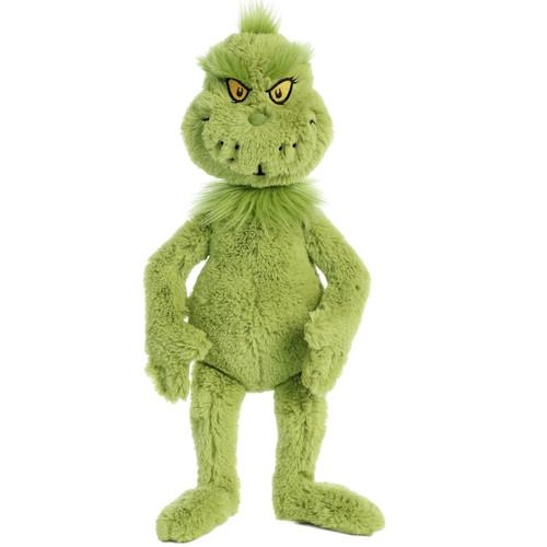 "16"" Grinch Plush Toy By Aurora"