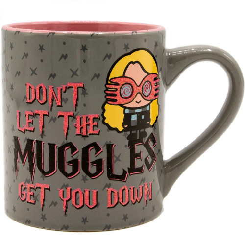 Harry Potter Don't Let The Muggles Get You Down Coffee Mug
