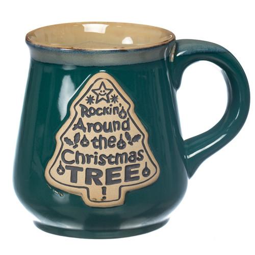 Rockin' Around the Christmas Tree Coffee Mug